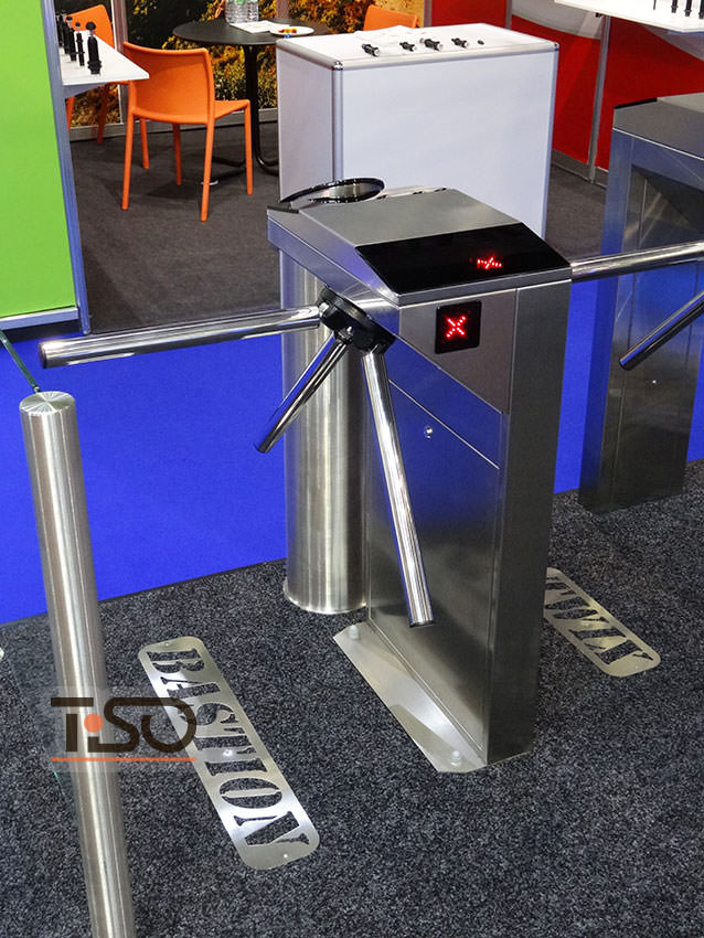 Bastion, Tripod turnstile