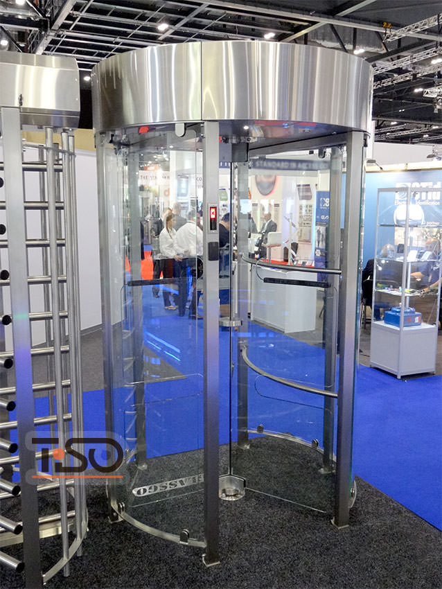 GlassGO, Full-height turnstile