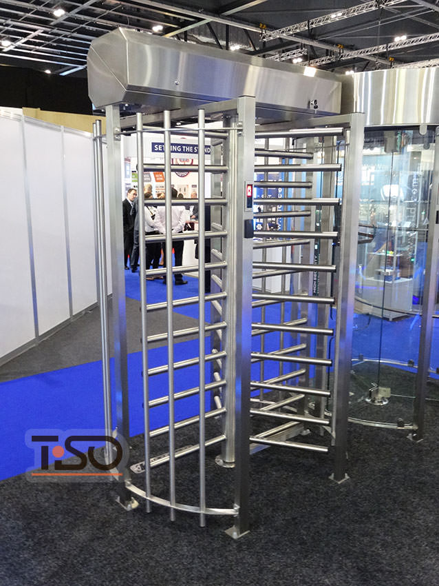 Sesame, Full-height turnstile
