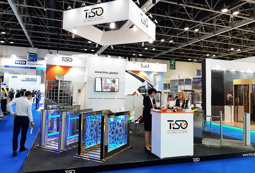 TiSO at Intersec 2019