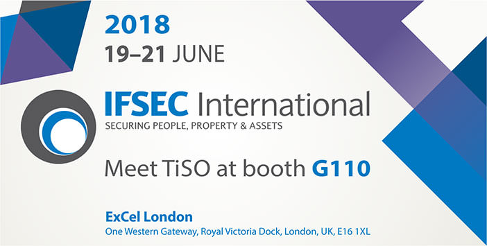 Invitation to the IFSEC 2018