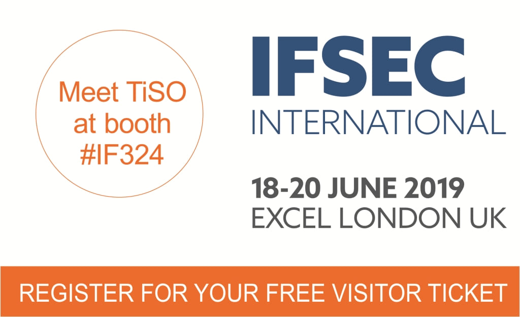Invitation to the Ifsec 2019